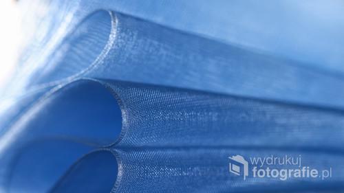 Zdjęcie niebieskiej wstążki