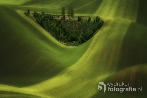 Morawy południowe ,to miejsce to prawie mekka fotografów więc postanowiłem to pokazać inaczej aniżeli to samo w setkach ujęć :)