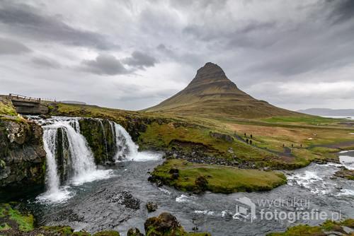 Kirkjufell, najczęściej fotografowana góra w Islandii