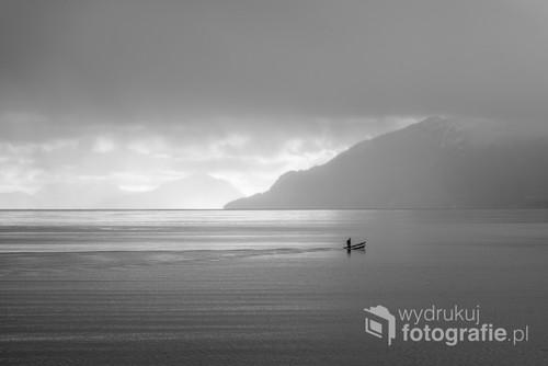 Sjoholt, Norwegia 2016. Fotografia zdobyła i miejsce w  konkursie fotograficznym w norweskiej TV2