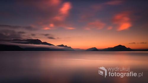 okolice Alesund, Norwegia 2016, fotografia wyróżniona na portalu fotograficznym 1x.com