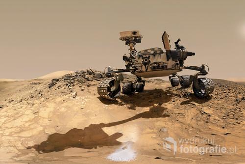 Na podstawie zdjęć NASA/JPL-Caltech/MSSS / Tomasz Mielnik  Panorama 360: www.tomaszmielnik.pl