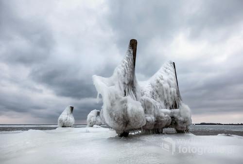 Bałtyk w duńskich zatokach.