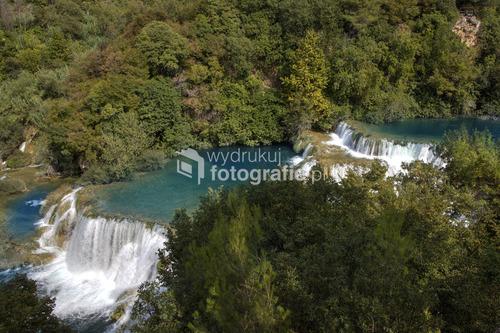 Krka Wodospady Chorwacja