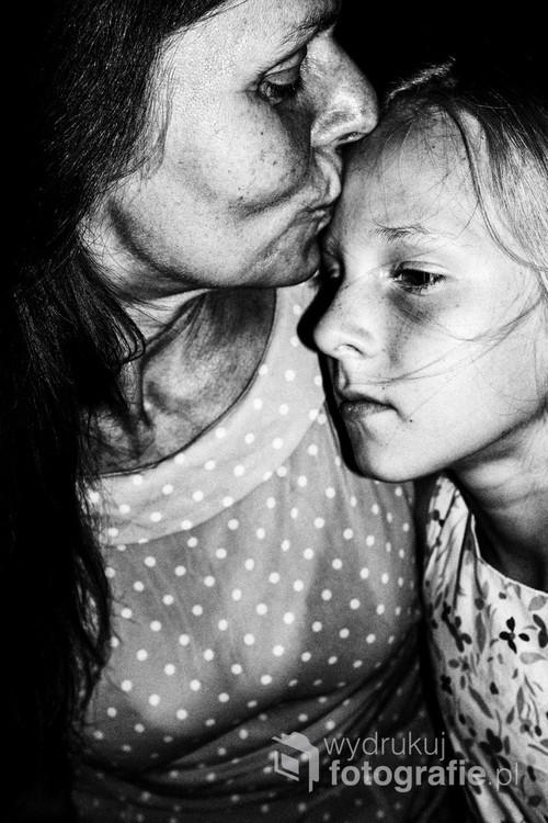 Portret matki i córki, Warszawa 2015