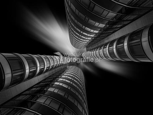 Warszawa, Zebra Tower