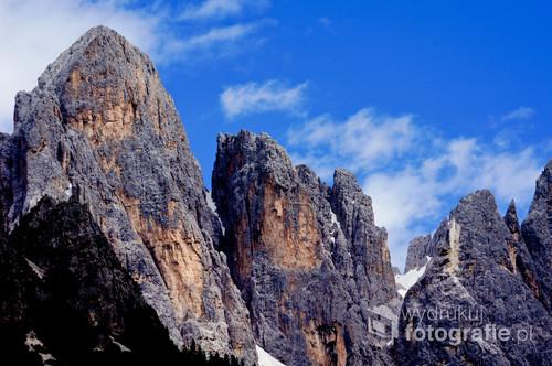 Dolomity, Włochy