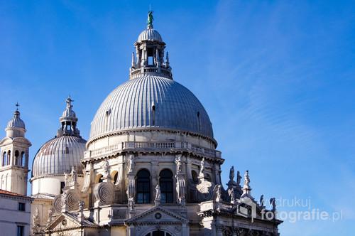 Jeden z najsłynniejszych kościołów weneckich.