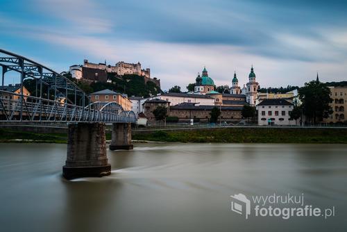 Salzburg. Austria, sierpień 2016