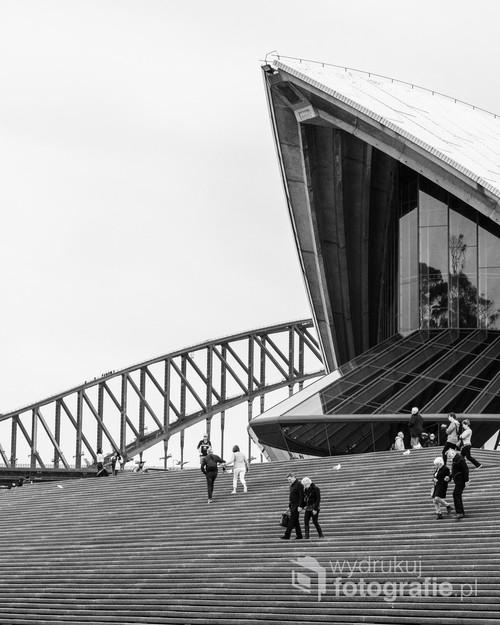 Opara w Sydney jako Pac-Man. Australia. 10-10-2018