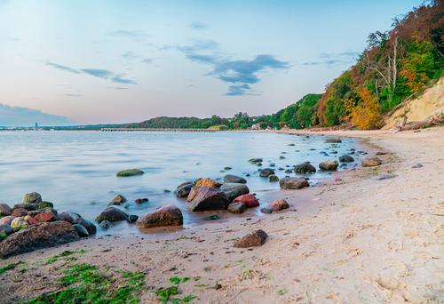 Polskie morze w Gdyni