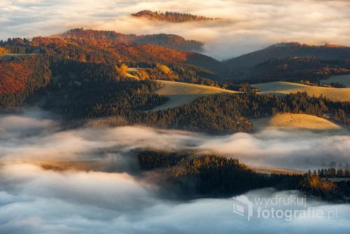 Po słowackiej stronie gór...