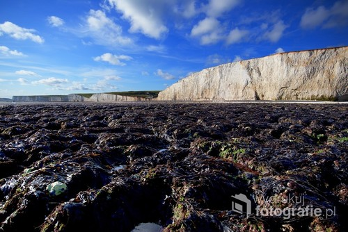 To niezwykłe miejsce to grupa spektakularnych kredowych klifów położona jest na południowym brzegu Anglii, pomiędzy miejscowościami Seaford oraz Eastbourne, w hrabstwie East Sussex.