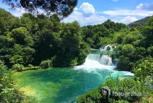 Park narodowy w Chorwacji, położony w środkowej Dalmacji.