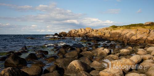 Zdjęcie wykonane podczas pobytu na malowniczej wyspie Bornholm