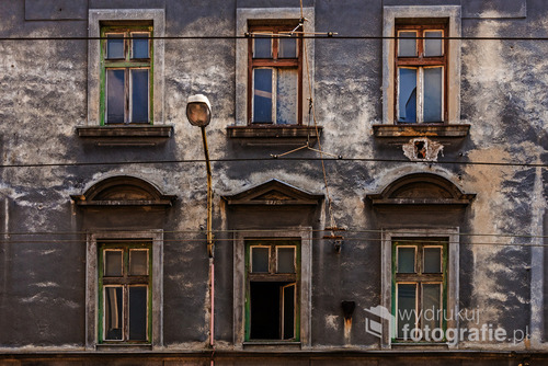 Ostrava, Czechy, wiosna 2016