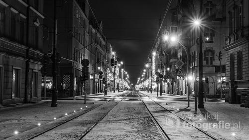Katowice, zima 2014