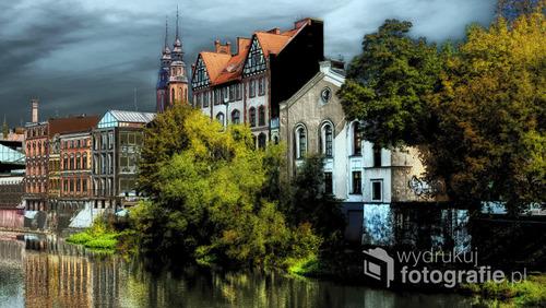 Opole, jesień 2016