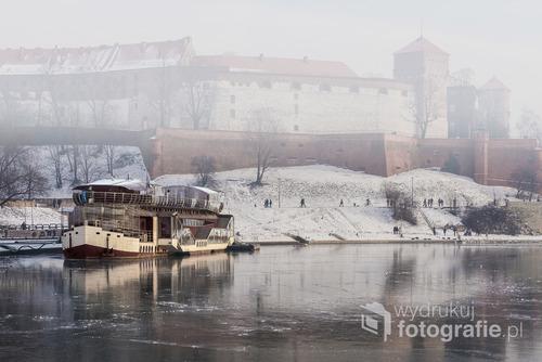 Kraków, zima 2016