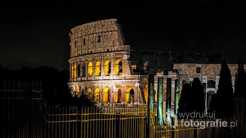 Rzym, Włochy, lato 2017