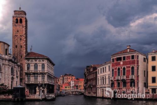 Wenecja, Włochy, lato 2017