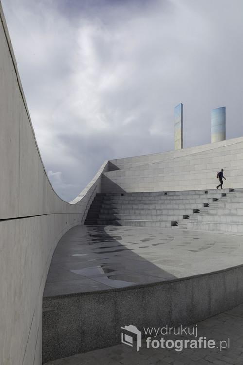 Lizbona 2017.  Człowiek w przestrzeni miejskiej.