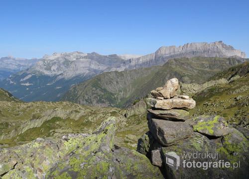 Alpy Francuskie, sierpień 2017
