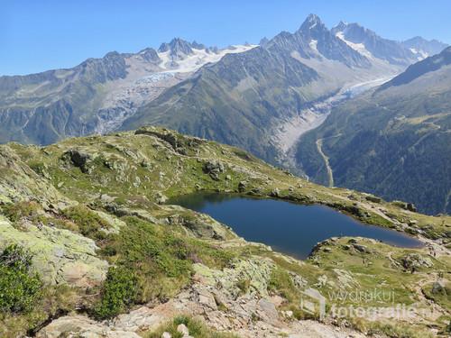 Lac de Cheserys, Alpy Francuskie