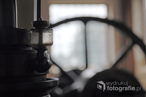 Fotografia zrobiona w niezwykłej Zabytkowej Stacji Wodociągowej