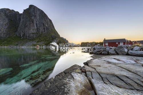 Wyspa Hamnoy, Lofoty, Norwegia, 2015