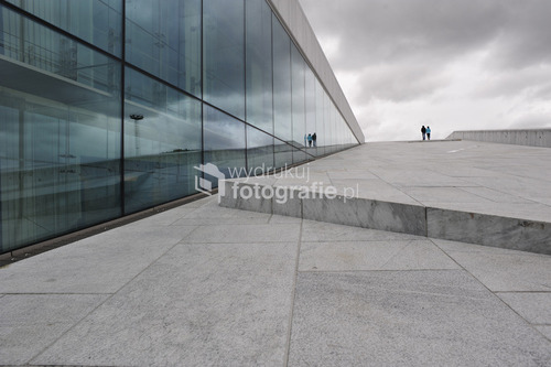 Oslo, Opera House, Norwegia