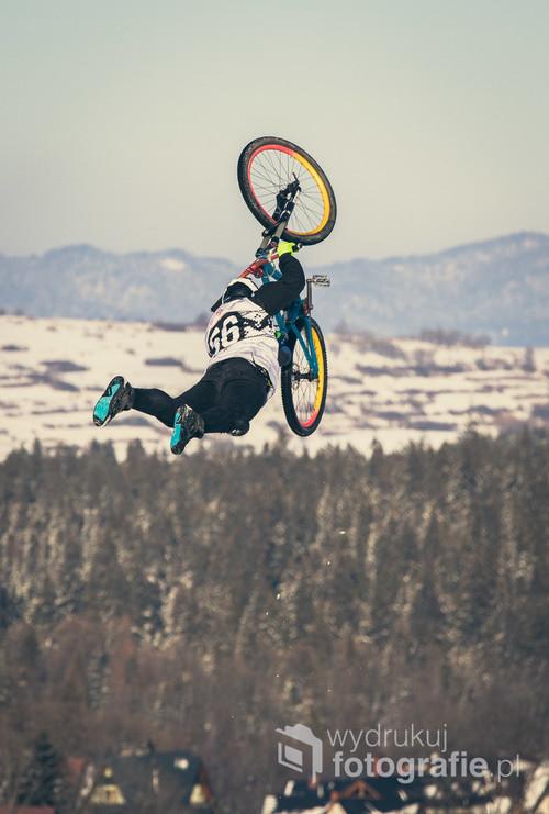 Fotografia powstała podczas zawodów Winter Sports Festival, które odbyły się w Białce Tatrzańskiej w 2016 roku.