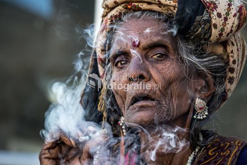 Udaipur w Indiach.  Nagrody : - Najlepsze Zdjęcie Wystawy FOTOGLOB podczas imprezy KOLOSY 2014