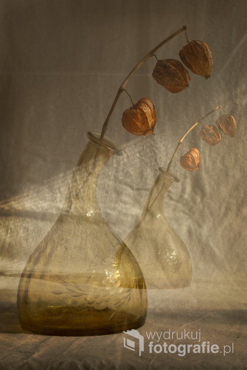 Zdjęcie wykonane techniką wielokrotnej ekspozycji.
