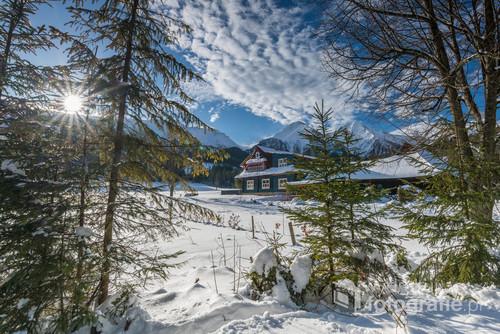 Zdjęcie zostało wykonane w Dolinie Monkowej na południe od miejscowości Zdiar na Słowacji. Nikon D850 Tamron 15-30 f/2.8 Filtry Benro  Master series 150MM  Ogniskowa 18mm Przyslona f14 Czas ekspozycji 1/13
