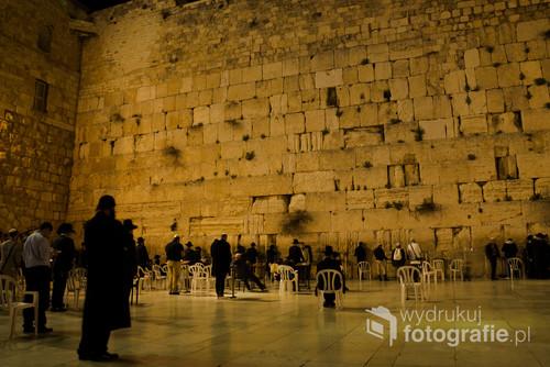 Historyczne, a zarazem mityczne miejsce. Koniecznie trzeba tam pobyć będąc w Izraelu.