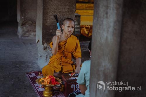zdjęcie wykonane w Kambodży w 2019.