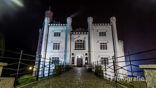 Kórnicki zamek Białej Damy. Kórnik, Wielkopolskie