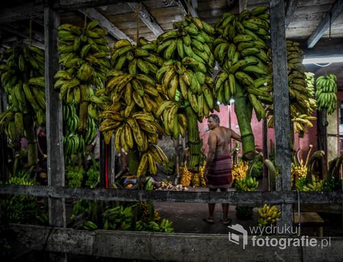 Targ owocowy. Colombo, Sri Lanka 2015.