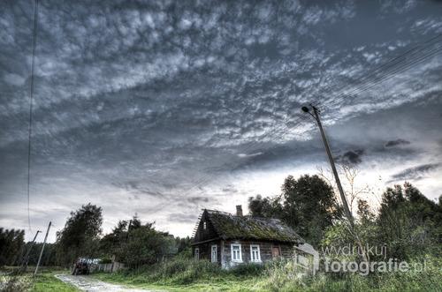 Krajobraz Podlasia, Polska 2014