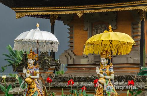 Hinduska świątynia Pura Ulun Danu Bratan - Bali, Indonezja 2016.