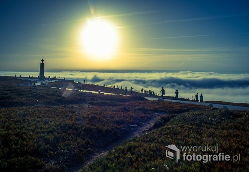 Przylądek Cabo Da Roca, Portugalia 2017