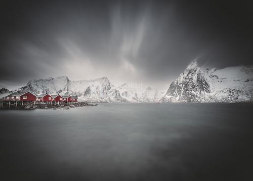 Lofoty, Nordland, Norwegia 2015
