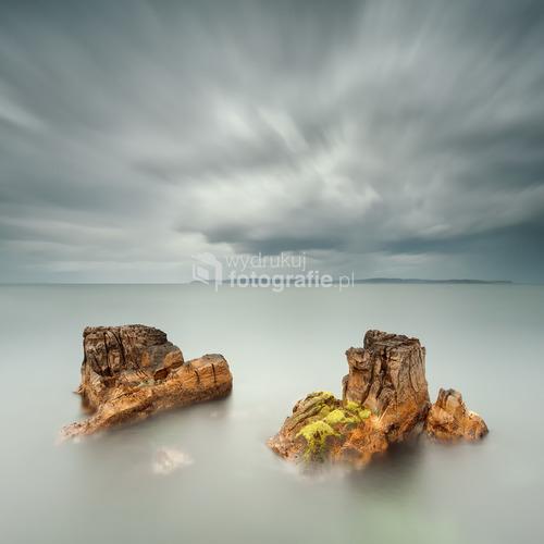 Pan's Rock Ballycastle - Irlandia Północna Czerwiec 2013