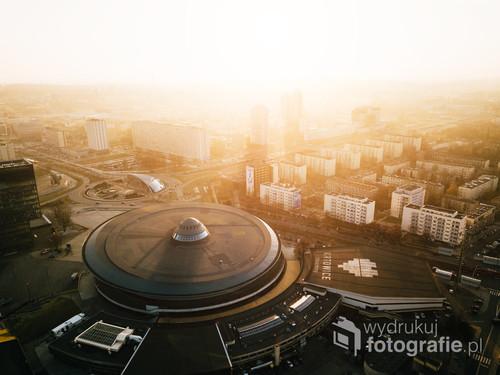 Katowice Panorama /Nie ma dwóch takich samym zachodów!  Kolekcja: Wiosna 2019