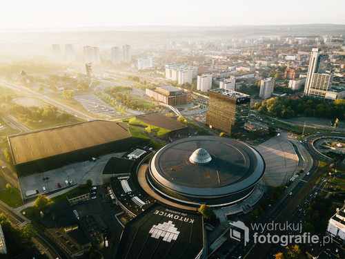 Katowice Panorama /Niektóre widoki są zarezerwowane tylko dla skowronków!   Kolekcja: Wiosna 2019