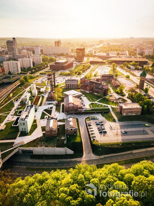 Katowice Strefa Kultury /Ja wierzę w proste życie, które jest lepsze niż każdy hollywoodzki klip.   Kolekcja: Lato 2019