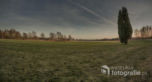 Panorama golfclub Varberg Szwecja