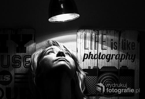 Barbara z Lublina  Publikacja we włoskim Vogue. Kilka wyróżnień w fotografii amatorskiej.  Kopia 100x70cm wisi w jednym z hoteli w Vancouver Canada. Indywidualne zamówienie prywatne.