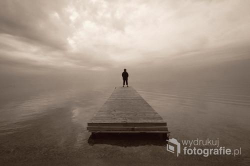"""fotografia pt. """"nicość"""" otrzymała I miejsce w konkursie fotograficznym """"Moje podróże"""" organizowanym przez National Geographic – 2010,"""